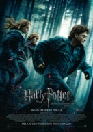 Harry Potter and the Deathly Hallows: Part I - Norwegian Movie Poster (xs thumbnail)