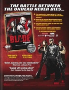 """""""Blade: The Series"""" - Video release movie poster (xs thumbnail)"""