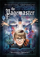 The Pagemaster - Canadian DVD movie cover (xs thumbnail)