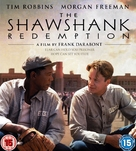 The Shawshank Redemption - British Blu-Ray movie cover (xs thumbnail)