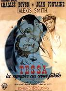 The Constant Nymph - French Movie Poster (xs thumbnail)
