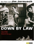 Down by Law - German DVD cover (xs thumbnail)