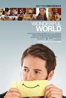 Wonderful World - Movie Poster (xs thumbnail)