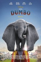 Dumbo - British Movie Poster (xs thumbnail)