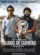 Due Date - Spanish Movie Poster (xs thumbnail)