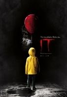 It - Spanish Movie Poster (xs thumbnail)