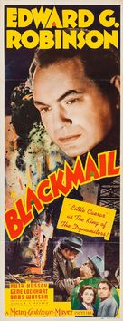 Blackmail - Movie Poster (xs thumbnail)