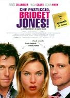 Bridget Jones: The Edge of Reason - Italian Movie Poster (xs thumbnail)
