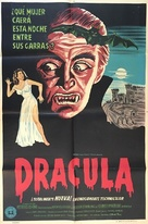 Dracula - Argentinian Movie Poster (xs thumbnail)