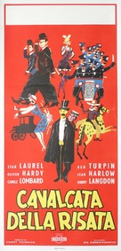 The Golden Age of Comedy - Italian Movie Poster (xs thumbnail)