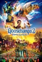 Goosebumps 2: Haunted Halloween - Brazilian Movie Poster (xs thumbnail)