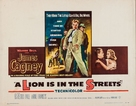 A Lion Is in the Streets - Movie Poster (xs thumbnail)