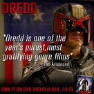 Dredd - Video release movie poster (xs thumbnail)