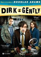 """""""Dirk Gently"""" - DVD cover (xs thumbnail)"""