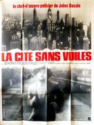 The Naked City - French Re-release poster (xs thumbnail)