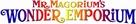 Mr. Magorium's Wonder Emporium - Logo (xs thumbnail)