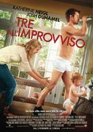 Life as We Know It - Italian Movie Poster (xs thumbnail)
