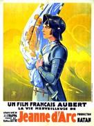 La merveilleuse vie de Jeanne d'Arc - French Movie Poster (xs thumbnail)