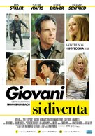 While We're Young - Italian Movie Poster (xs thumbnail)