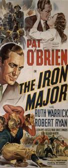 The Iron Major - Movie Poster (xs thumbnail)