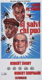 Petit baigneur, Le - Italian Theatrical movie poster (xs thumbnail)