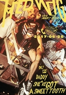 Hedwig and the Angry Inch - South Korean Movie Poster (xs thumbnail)