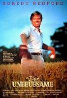 The Natural - German Movie Poster (xs thumbnail)