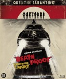 Grindhouse - Dutch Blu-Ray movie cover (xs thumbnail)