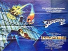 Superman III - British Movie Poster (xs thumbnail)