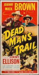 Dead Man's Trail - Movie Poster (xs thumbnail)