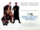 A Fish Called Wanda - British Movie Poster (xs thumbnail)