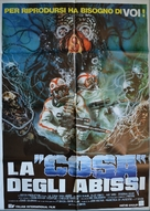 The Rift - Italian Movie Poster (xs thumbnail)