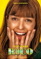 Si yo fuera rico - Spanish Movie Poster (xs thumbnail)