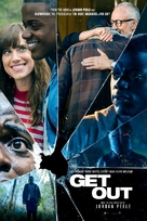 Get Out - Danish Movie Poster (xs thumbnail)