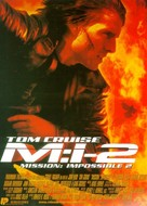 Mission: Impossible II - French Movie Poster (xs thumbnail)