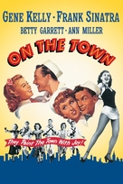 On the Town - DVD movie cover (xs thumbnail)