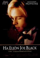 Meet Joe Black - Hungarian Theatrical movie poster (xs thumbnail)