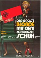 Le grand blond avec une chaussure noire - German Movie Cover (xs thumbnail)