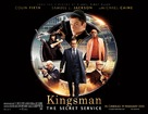 Kingsman: The Secret Service - British Movie Poster (xs thumbnail)