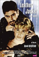 Leather Jacket Love Story - French DVD cover (xs thumbnail)