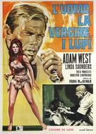 Mara of the Wilderness - Italian Movie Poster (xs thumbnail)