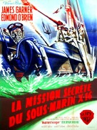 Up Periscope - French Movie Poster (xs thumbnail)