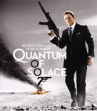 Quantum of Solace - French Movie Cover (xs thumbnail)