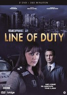 """Line of Duty"" - Dutch DVD cover (xs thumbnail)"