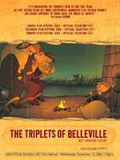 Les triplettes de Belleville - Movie Poster (xs thumbnail)