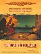 Les triplettes de Belleville - Movie Poster (xs thumbnail)