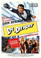 Doctor Detroit - German Movie Poster (xs thumbnail)