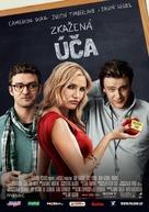 Bad Teacher - Czech Movie Poster (xs thumbnail)