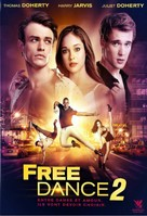 High Strung Free Dance - French DVD movie cover (xs thumbnail)