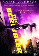 The Scribbler - French DVD cover (xs thumbnail)